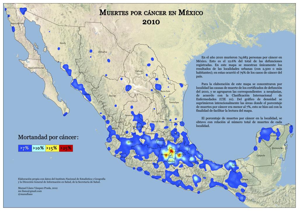 Muertes por cáncer en México (clic para agrandar)